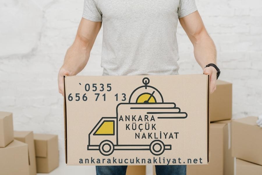 Ankara küçük nakliyat resmi